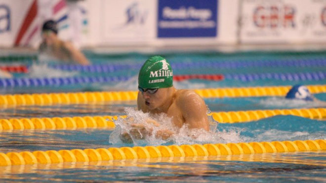 Breaststroke boys rule as age group records smashed on day one