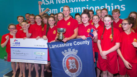 Lancashire take their 14th win at County Team Championships 2015