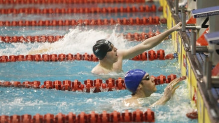 Max Litchfield powers to 200m IM gold