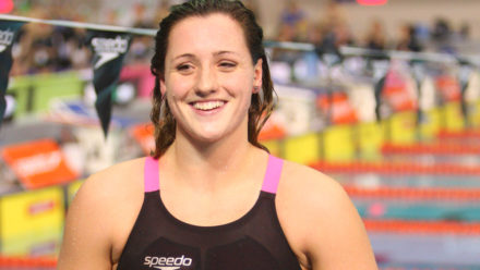 Molly Renshaw completes breaststroke double in Sheffield