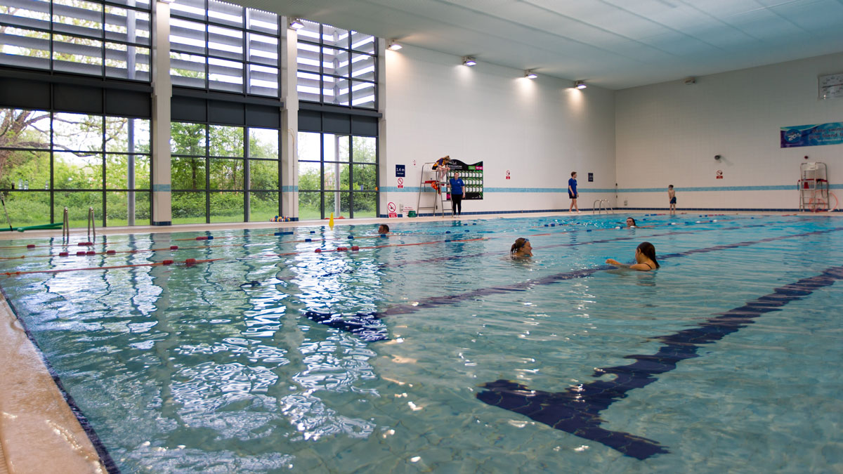 Peeing in swimming pools problem or paranoia advice - University of alberta swimming pool ...
