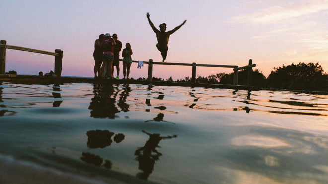 Top tips for preparing for open water swimming in the pool