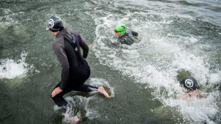 Tips for practising in open water
