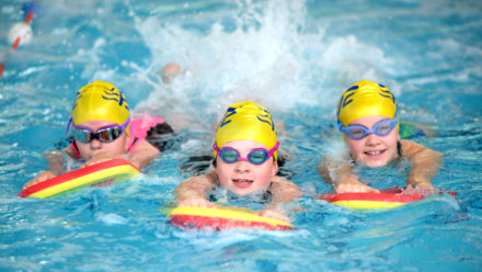 Safeguarding information for parents of club swimmers