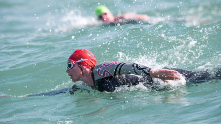 How to practise open water sighting