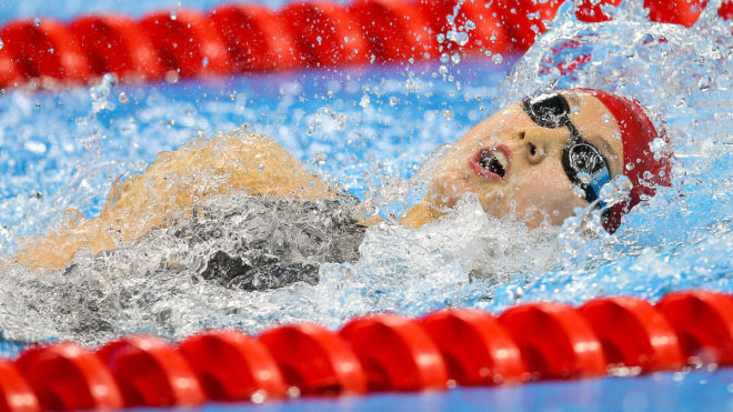 Alice Tai and Bethany Firth set world records at BPSIM