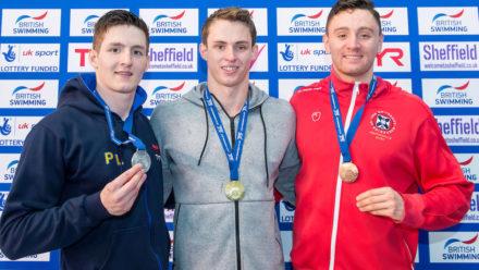 Ben Proud breaks British 50m Freestyle record