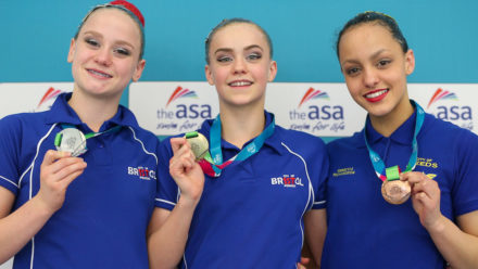 Kate Shortman leads way in Junior Figures
