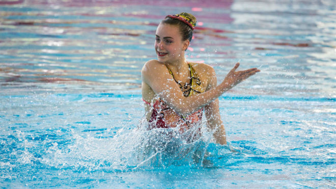 Kate Shortman wins Solo Free gold at National Championships