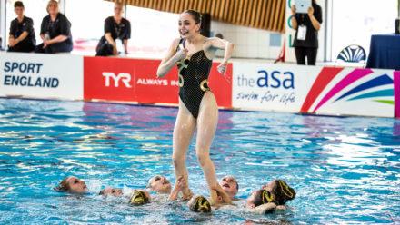 Rushmoor retain Free Combination title in Nottingham