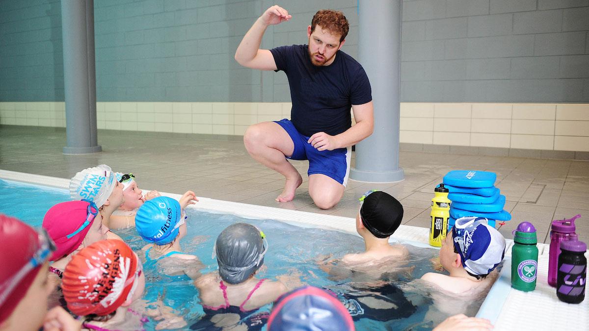 Books on Swimming