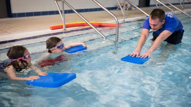 Swim England North East Region Swim Schools