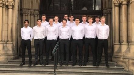 British team selected for U17 European Qualifiers