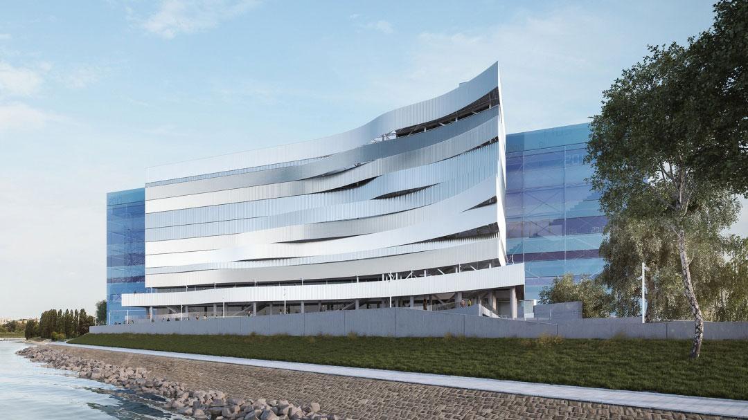 Dagaly Swimming Complex. World Championships 2017 venue.