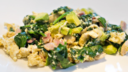 Recipe - The Breakfast Super Scramble!