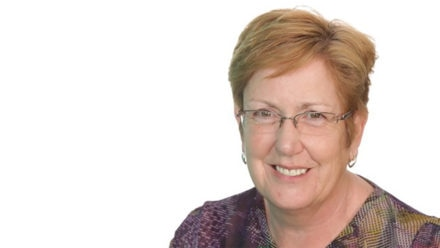 New Swim England chair Sue Smith keen to carry on 'excellent work' of predecessor