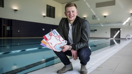 Swim England and Adam Peaty launch new Learn To Swim campaign