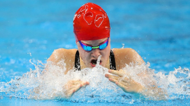 Team England swimmers selected for Bahamas 2017