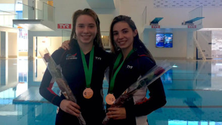Mew Jensen and Harper land first British medal in Bergen