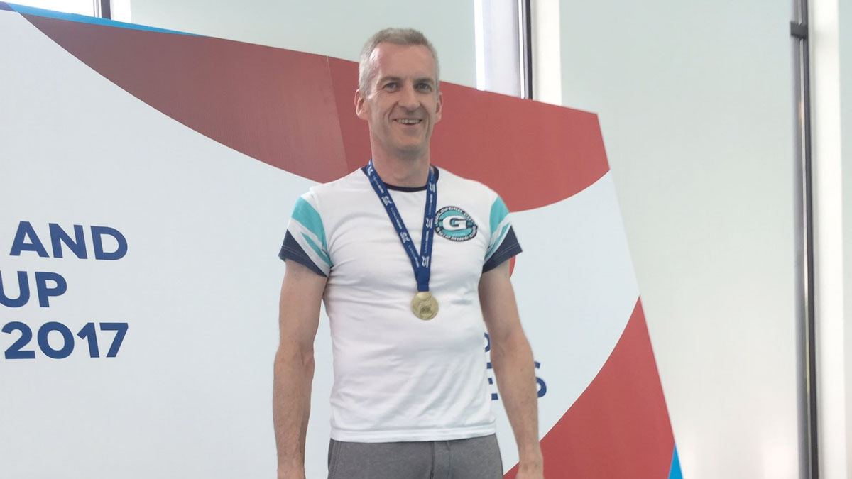Hodgson closes British Masters with seventh individual gold