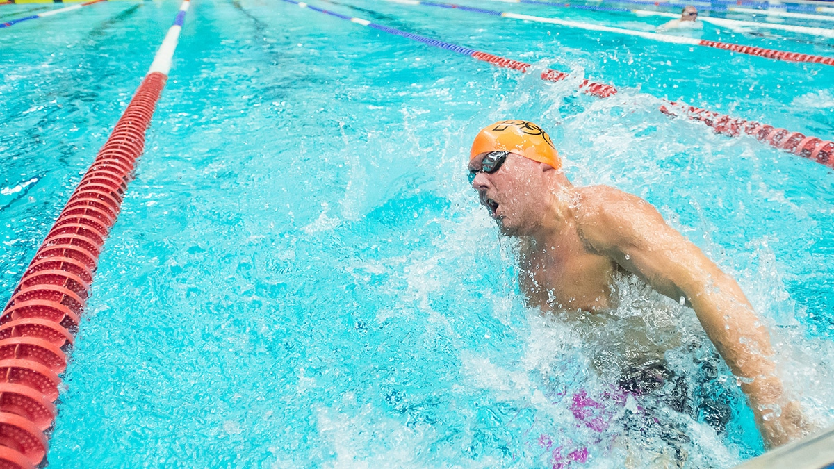 Changes to British Masters swimming governance