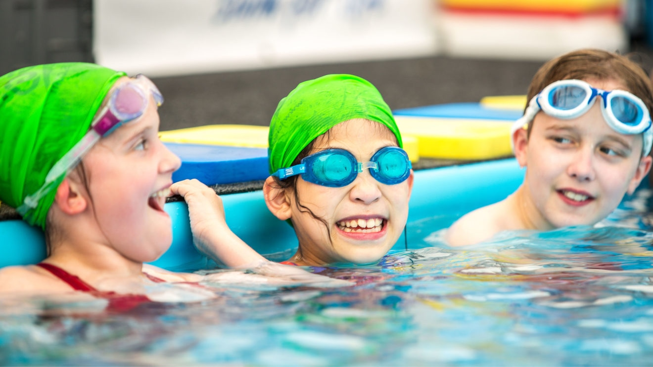 Swim England sign up to support Children First campaign