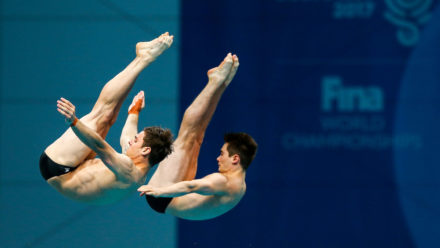 Bronze for Daley and Goodfellow in China