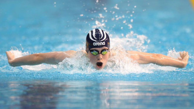 Mildred and Thompson win seventh golds of British Summer Champs