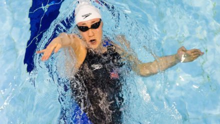 Lizzie Simmonds underlines domestic dominance in 200m Back