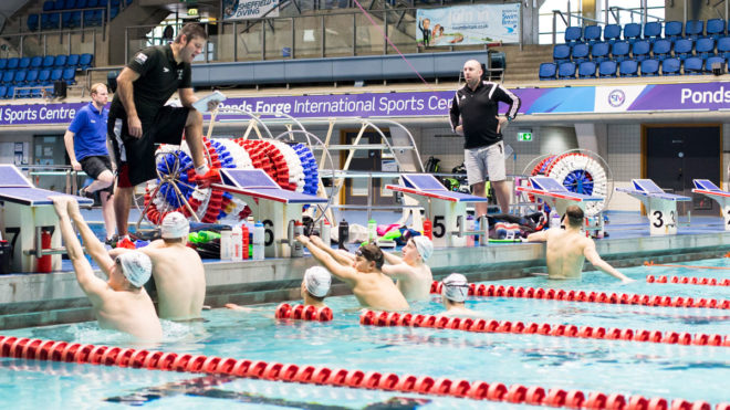 Developing the next generation of elite swimming coaches