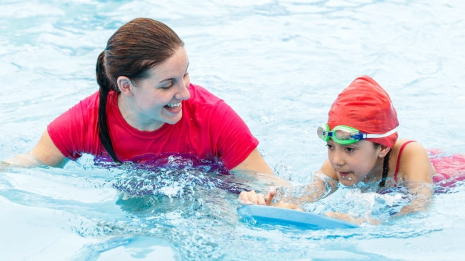 Swim England Parents Research 2016