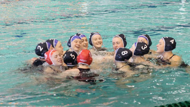 Swim England Water Polo Women's U19 Squad
