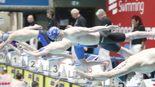 Cooper takes gold in 400m freestyle