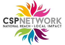 County Sports Partnership Network logo