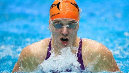 Helen Gorman wins 200m Individual Medley title in Budapest