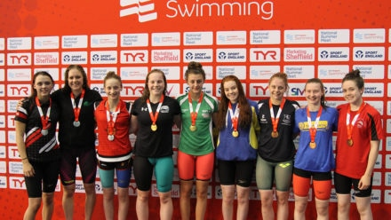 Jane Brown claims long-awaited gold in 200m IM
