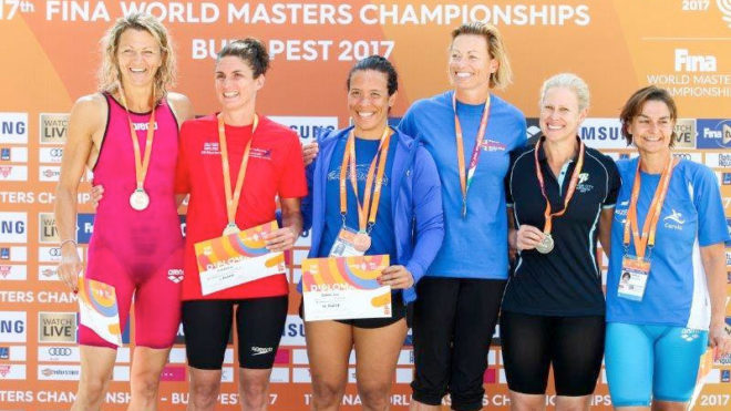 Jo Corben wins World gold with Championship record
