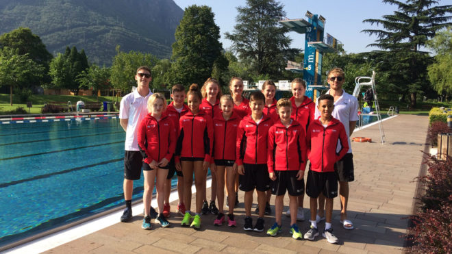 English divers to compete at 2017 Mediterranean Cup