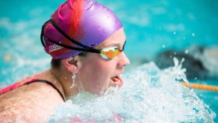 Swimming Fitness Pool Training Session 11