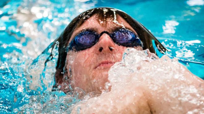 Swimming Fitness Pool Training Session 20