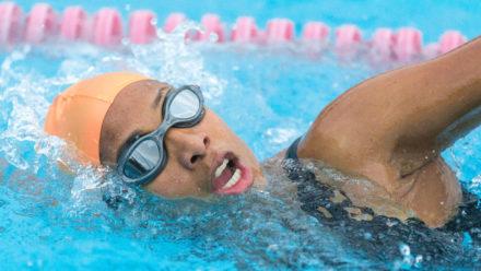 Swimming Fitness Pool Training Session 4