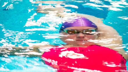 Swimming Fitness Pool Training Session 15