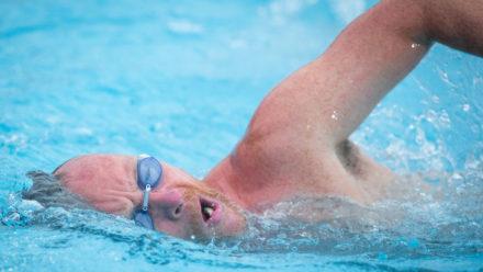 Swimming Fitness Pool Training Session 12