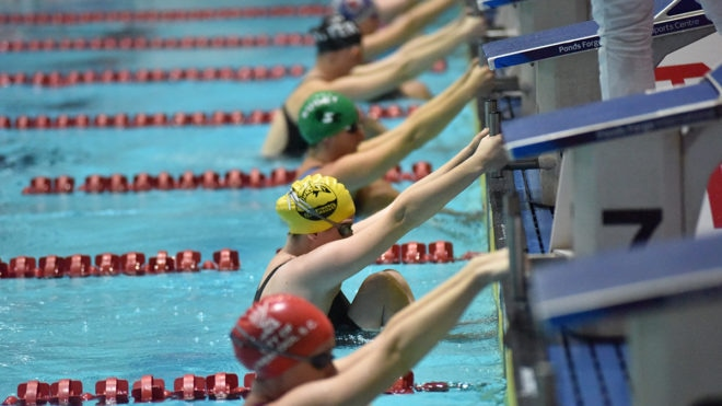Corben slashes European record in 100m Backstroke