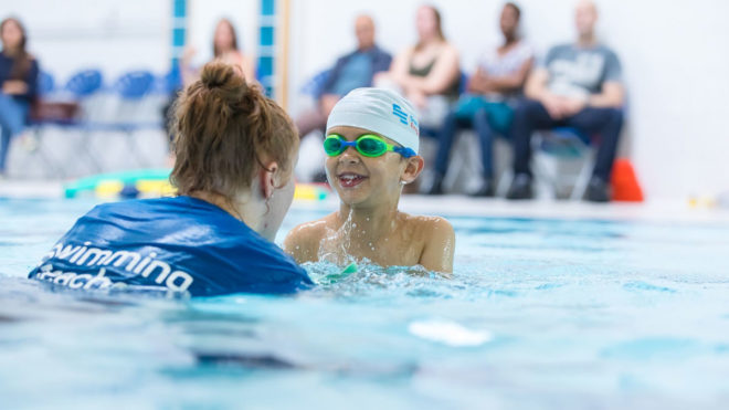 Swimming teacher resources and tools