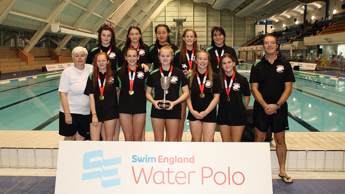Newton Abbot take girls' U15s crown in Manchester