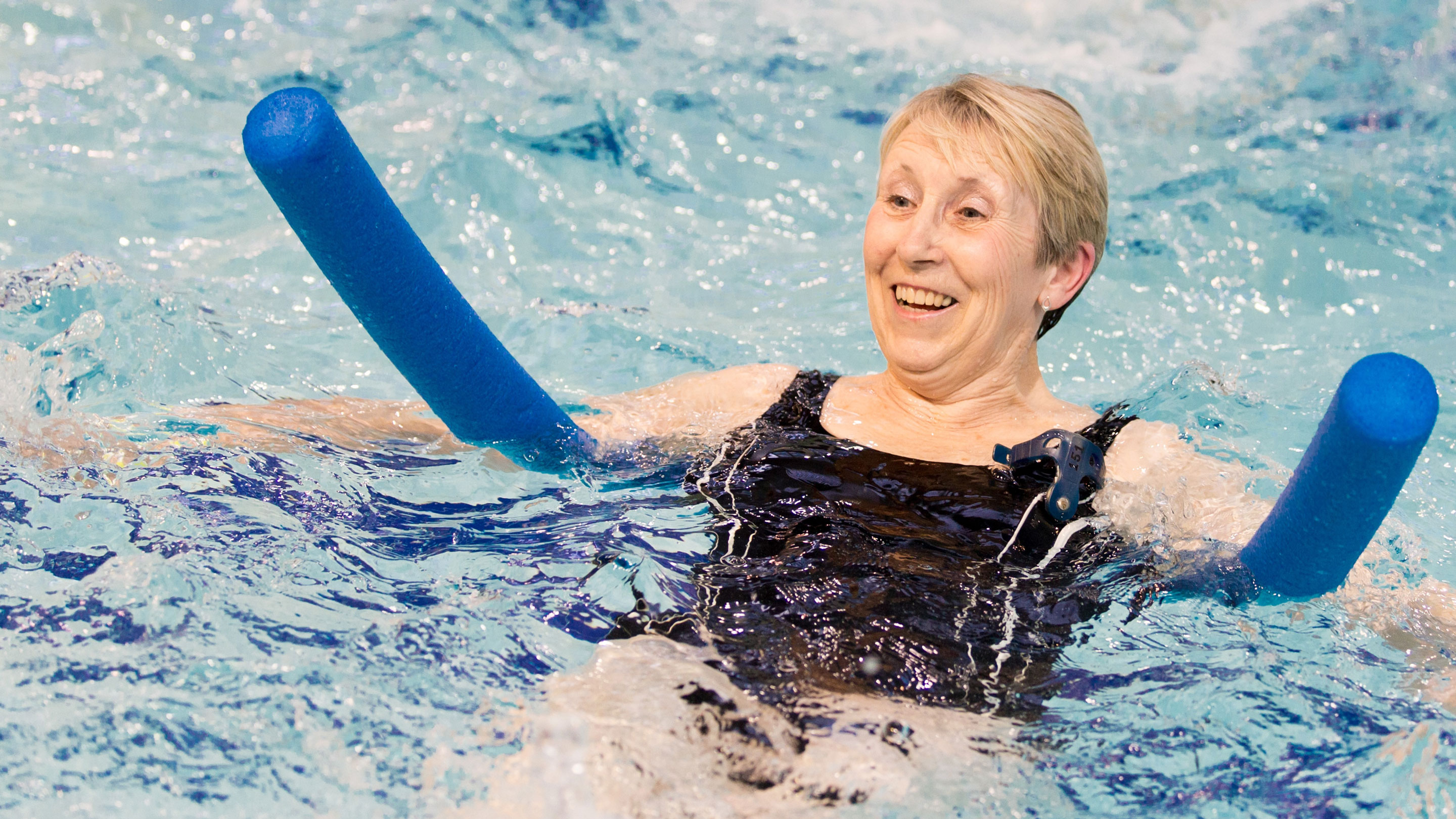 Institute of Swimming to deliver new aquatic health qualification
