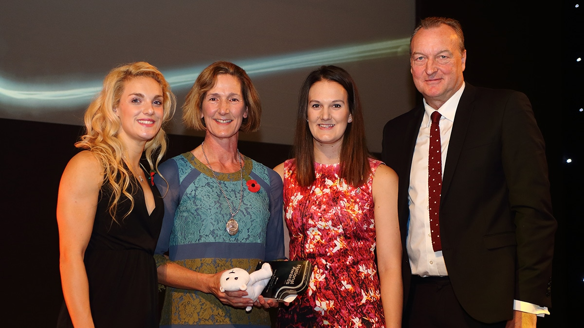 Facilities and swim schools receive National Awards