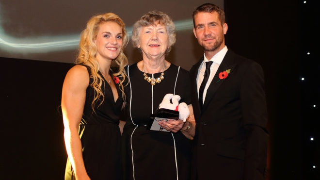 Unsung heroes recognised at Swim England National Awards