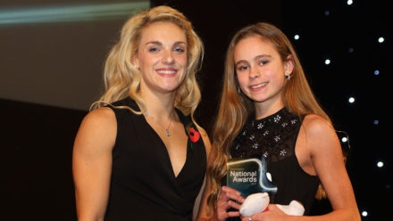 Kate Shortman and Mimi Gray win National Awards